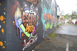 Grafitti Lateral