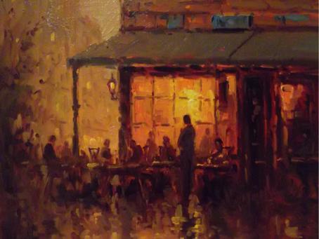 Pintura a Oleo e Impressionista
