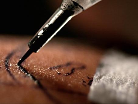 Agulhas de Tatuagem