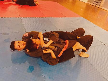 Jujitsu Training Shinbukan Ninjutsu