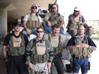 Who are the private contractors fighting in Iraq and Afghanistan? An inside look at this invisible m