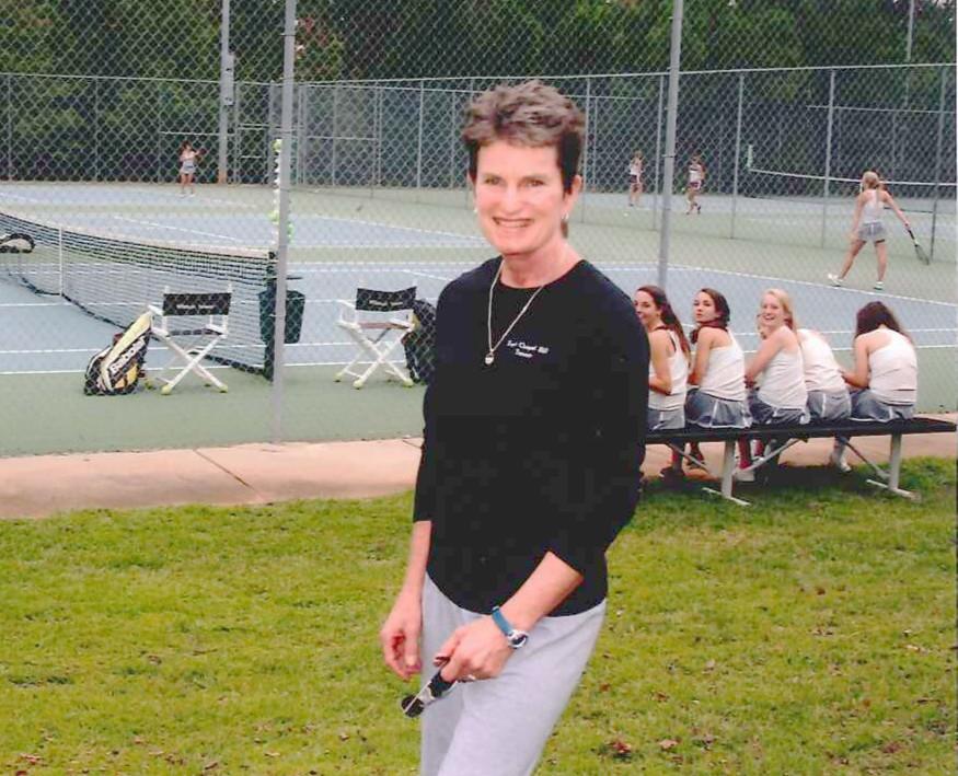 Lindsey Linker, NC Tennis Hall of Fame Member