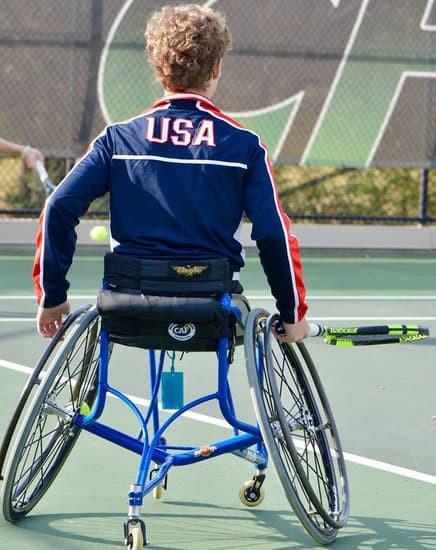 Rita Stroud, Mother of World Champion Wheelchair Player, Conner Stroud