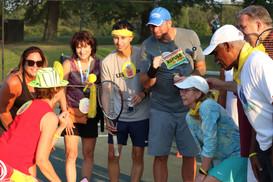 Celebrate Tennis Night