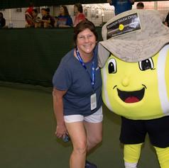 Amy Franklin, Former NC Tennis Staff Member