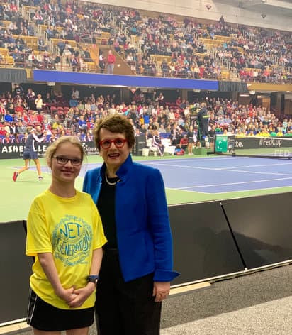Gaila Fosbinder, Tennis Participant and Advocate