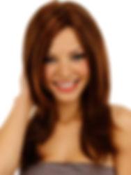 Best wig salon in town, medium length hair, Monat Provider