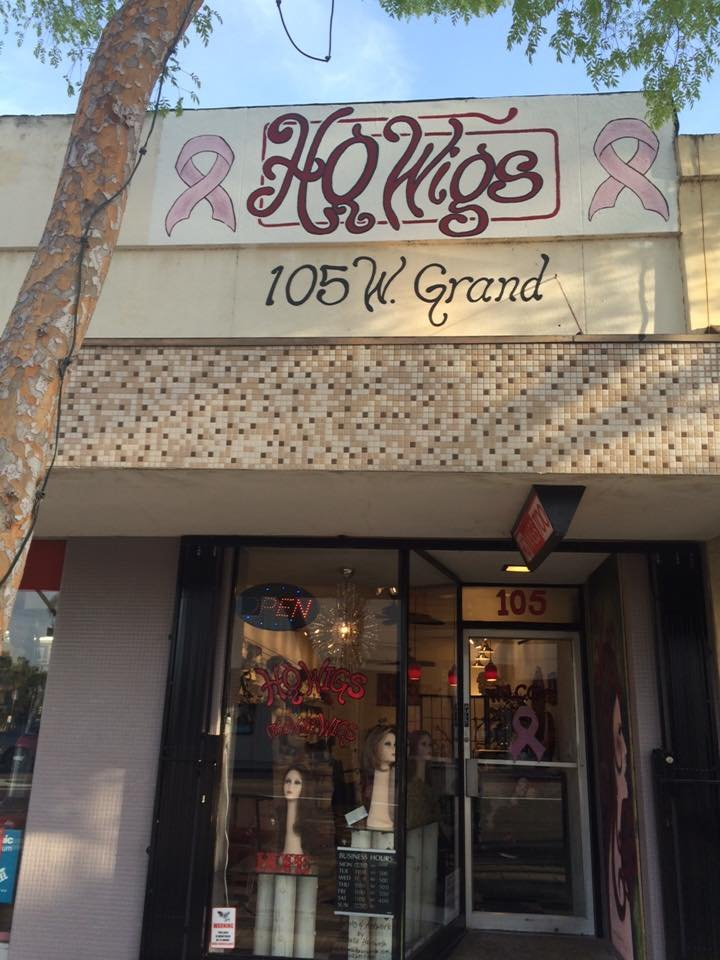 HQ Wigs on Grand Ave