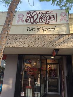 HQ Wigs 105 W. Grand Ave