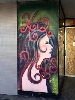 HQ Wigs Art by Michelle Hauswirth