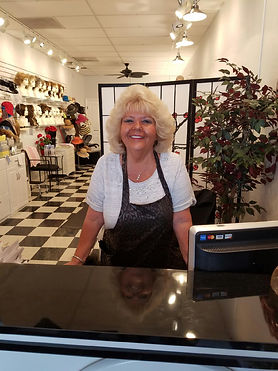 Cathy Ketchum Owner of HQ Wigs