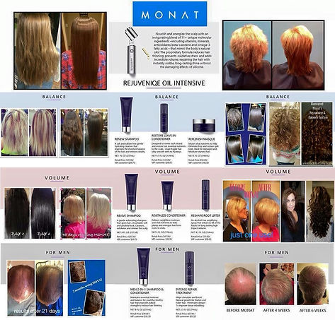 Healthy Hair products for men and women