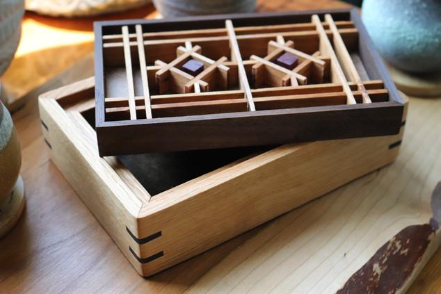 Kumiko Catch-All Box
