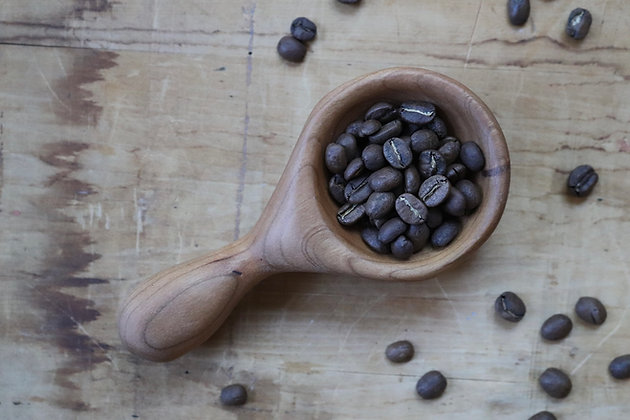 Cherry Coffee Scoop