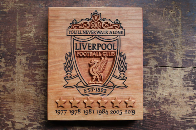 Liverpool Wall Crest