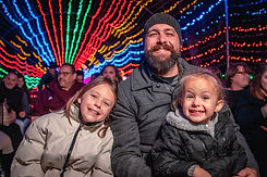 Hayride at Santa's Wonderland