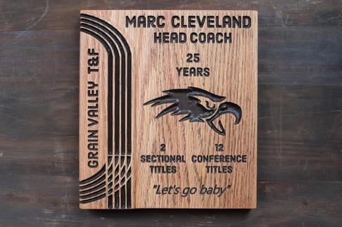 Congrats Coach