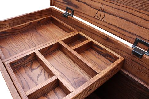 The Oak Toy Box