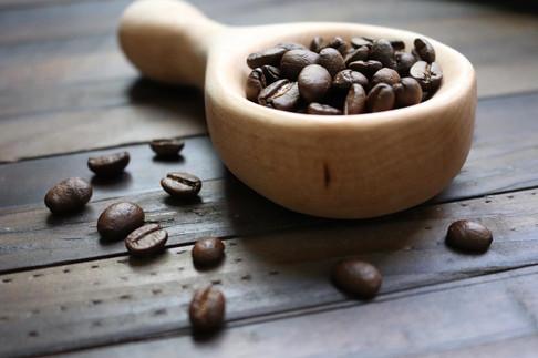 Handcarved Coffee Scoop II