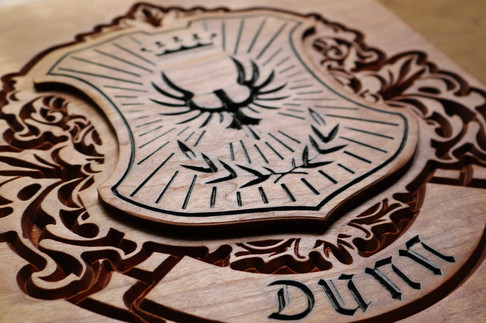 Dunn Family Coat of Arms