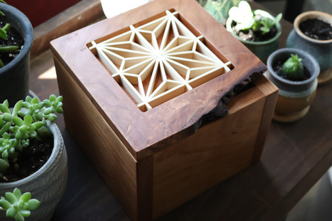 Kumiko Keepsake Box