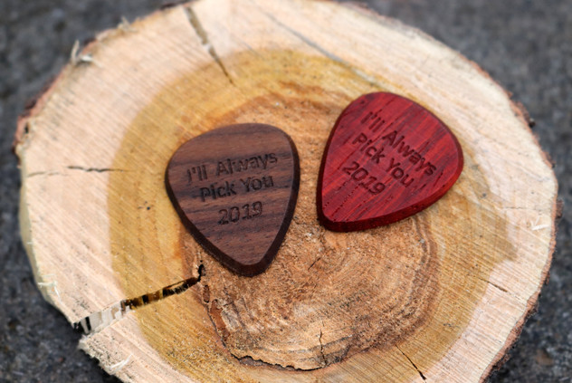 I'll Always Pick You Guitar Picks