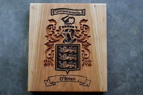 O'Brien Family Coat of Arms