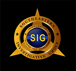 Southeastern Investigative Group logo