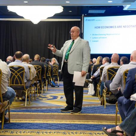 Joe Nuñez Teaches at ICSC RECon