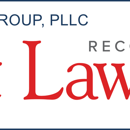 "Vantage Law Group Recognized by U.S. News – Best Lawyers® ""Best Law Firms"" in 2020"