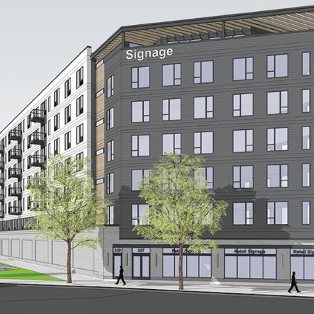 St. Paul West Seventh Apartment Project