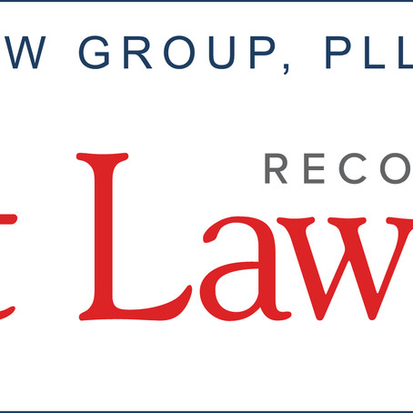 "Vantage Law Group Recognized by U.S. News – Best Lawyers® ""Best Law Firms"" in 2019"