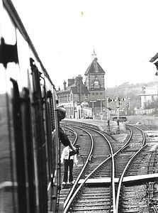 Old Tunbridge Wells Station