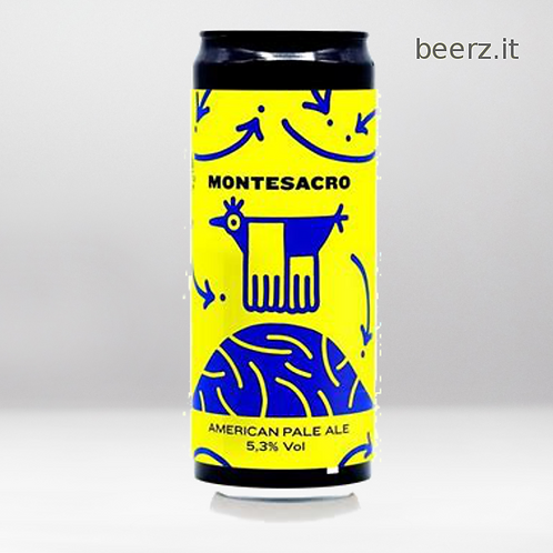 Jungle Juice Brewing - Montesacro - 33 cl. - 5.3%
