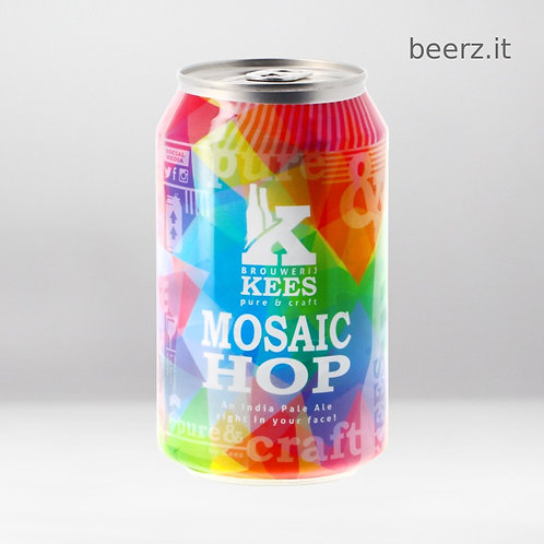 Kees Brewery - Mosaic Hop Explosion - 33 cl - 5.5%