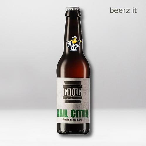 GoDog - Hail Citra - 33 cl. - 8.3%
