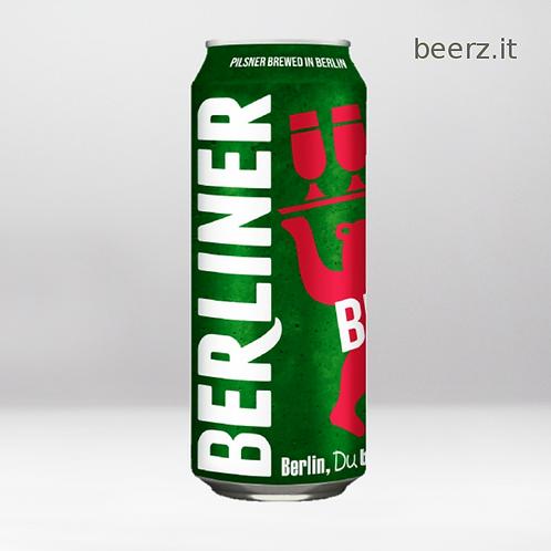 Schultheiss Brauerei - Berliner Pilsner - 50 cl - 5.0%