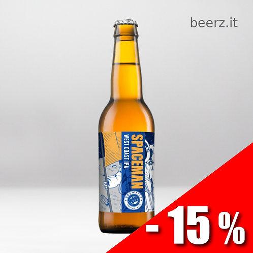 Brewfist - Spaceman - 33 cl - 7%