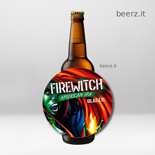 The Wall - Fire Witch - 33 cl. - 6.5%