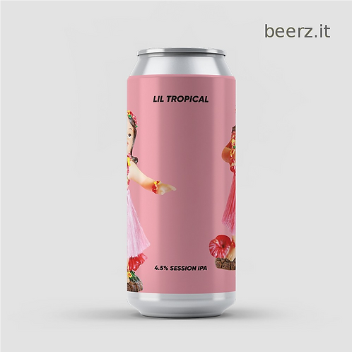 Rebel's Brewery - Lil Tropical - 40 cl. - 4.5%