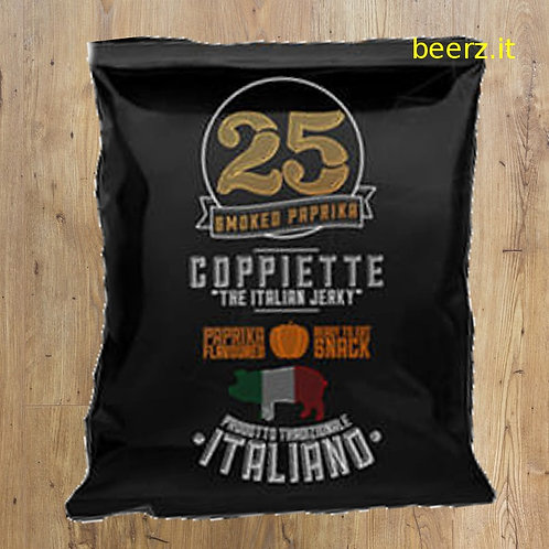25 The Italian Jerky - Smoked Paprika