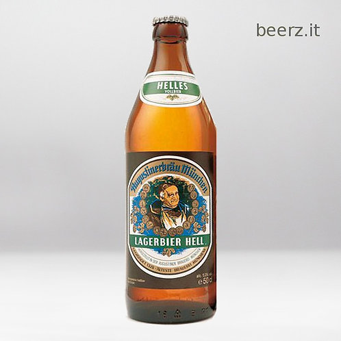 Augustiner - Hell Lagerbier - 50 cl - 5.2%