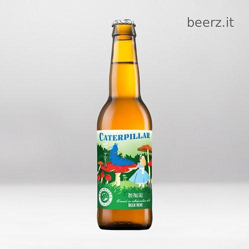 Brewfist - Caterpillar - 33 cl - 5.8%