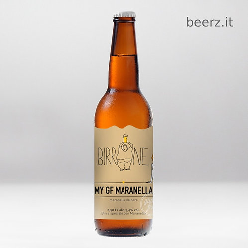 Birrone - My GF Maranella - 50 cl - 5.4%