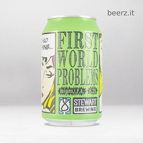 Stewart Brewing - First World Problems - 33 cl - 6.2%