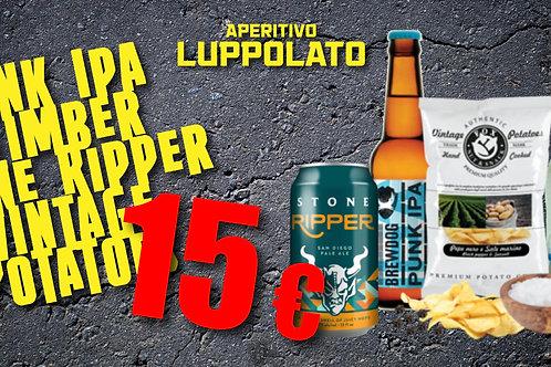 ★ Aperitivo Luppolato