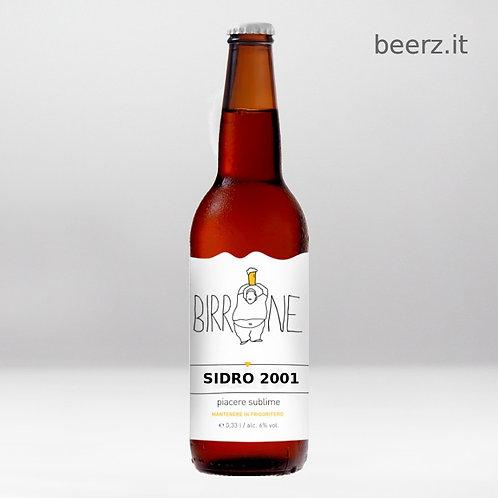 Birrone - Sidro di mele 2001 - 33 cl - 4.8%