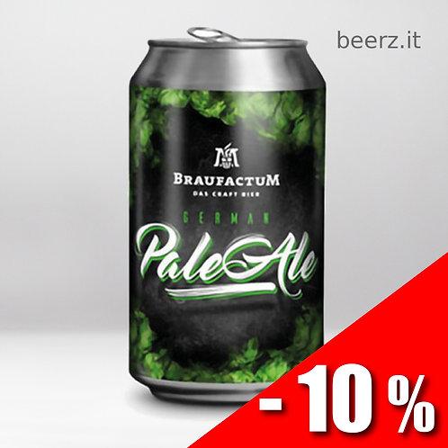 Braufactum - Pale Ale - 33 cl - 5%