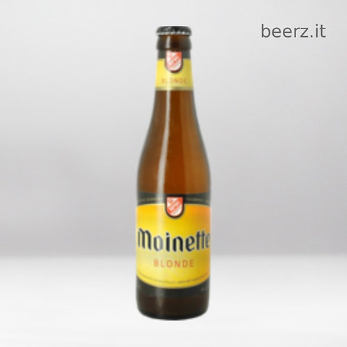 Brasserie Dupont - Moinette Blonde - 33 cl - 8.5%