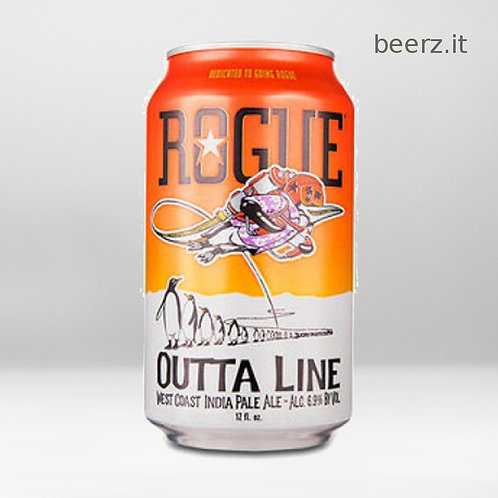 Rogue - Outta Line - 35.5 cl - 6.9%
